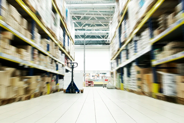 LEAN Warehouses Simplify Complicated Distribution