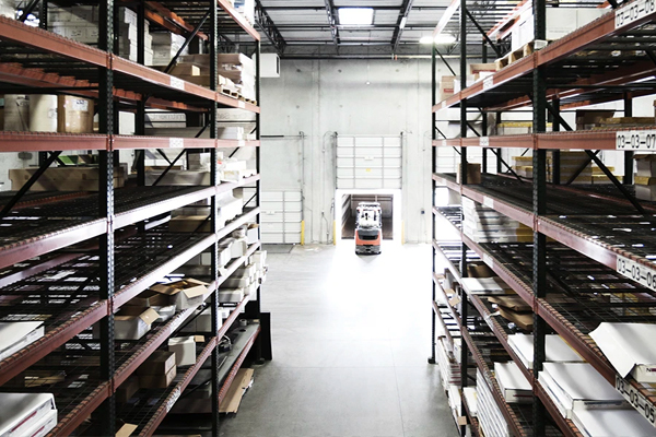 Connectivity: The Warehouse of Tomorrow, Today